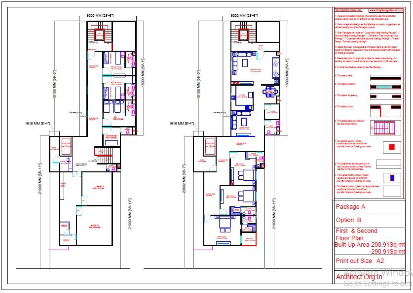 Hospital Design- Alwar Rajasthan-Dr.Anil Gupta