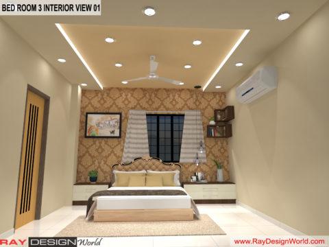Bed room Interior Design